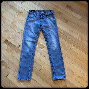 American Eagle Skinny Leg Jean